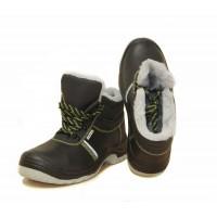 Ботинки утепленные «Альтер-Профи» ПУ/ТПУ