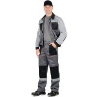 """Костюм """"Лигор Строитель"""" куртка, брюки плотность ткани 240 гр"""
