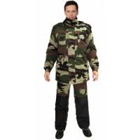 "Костюм ""Барс"" зимний: куртка,п/к. КМФ Нато"