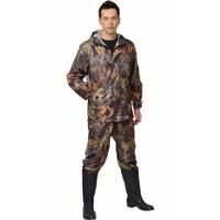 "Костюм ""ТУРИСТ"": куртка, брюки (тк. ""Оксфорд"") КМФ ""Темный лес"""
