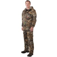 "Костюм ""Егерь +"" куртка, брюки (тк. Кроун 230) КМФ Темный лес"