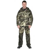 """Костюм """"Эверест"""": куртка, брюки (тк. Кроун) КМФ Пиксель"""