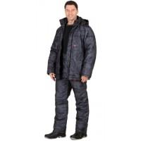 """Костюм """"Тайга"""" зимний: куртка, брюки. (тк.Алова) КМФ Мишень"""