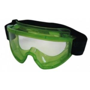 Очки защитные закрытые с прямой вентиляцией ЗП2 PANORAMA (PL) РОСОМЗ (30211)