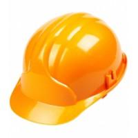 """Каска """"BLENHEIM"""" AMPARO с пластиковым амортизатором, цвет:  желтый, оранжевый, синий"""