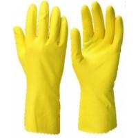 """Перчатки """"ЧИСТОТА"""" (латекс, хлопковый слой, толщ.0,38мм,дл.300мм.)"""