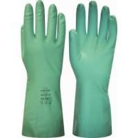 """Перчатки """"МЕТЕОР-SP"""" (нитрил, хлопковый слой, толщ.0,38мм, дл.330мм.)"""