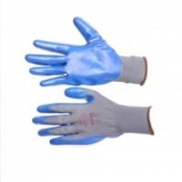 """Перчатки """"НейпНит"""" (нейлон+нитрил синий,13-й класс вязки)"""