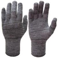 """Перчатки """"Винтер Люкс"""" TW-59, шерсть70%, акрил 20%,лайкра 10% , 10 петель на дюйм"""